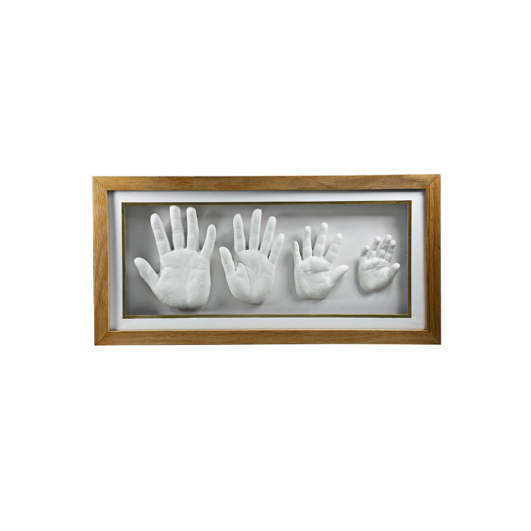 Слепок руки своими руками